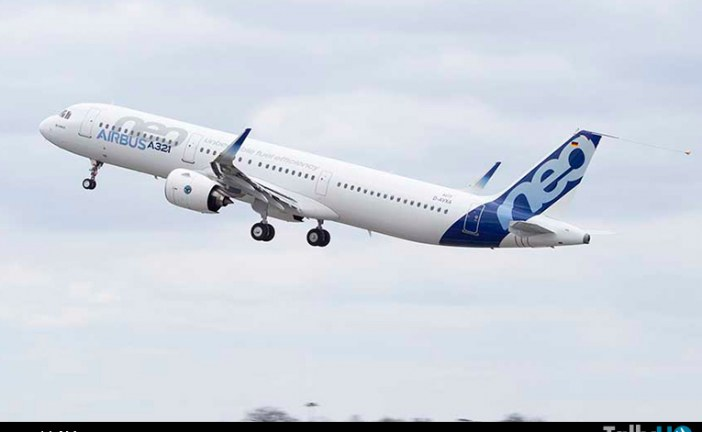 Airbus A321neo recibe certificación de EASA y FAA para sus motores Pratt & Whitney