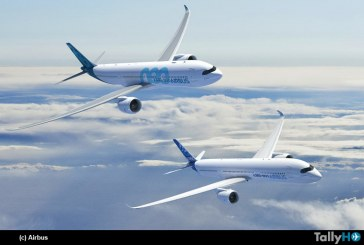 Iran Air ordena 100 aviones Airbus