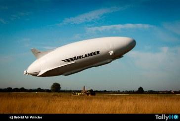 Airlander 10 volverá a volar durante el 2017