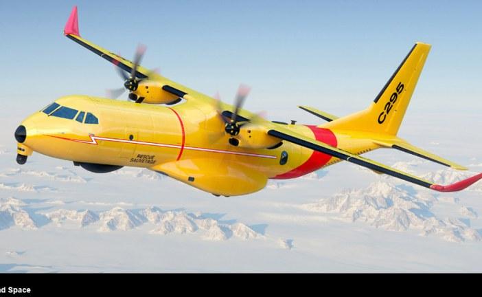 Canadá elije al Airbus C295W para sus misiones de búsqueda y rescate