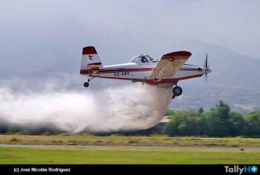 Conaf: «…ya son 91.782 hectáreas las afectadas por los incendios forestales»