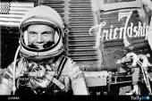 Legendario astronauta John Glenn vuela a la eternidad