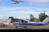 Primera Feria Internacional de la Aviación Civil del Maule 2016