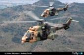 Airbus Helicopters entrega el último H215M al Ejército de Chile