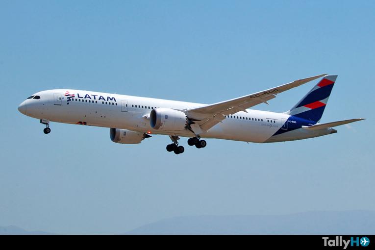 Qatar Airways adquiere el 10% de la propiedad de LATAM