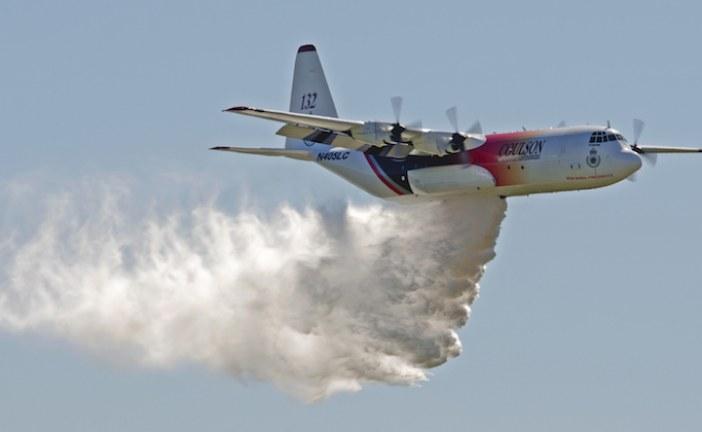 Empresarios chilenos gestionan traer Hércules L-100 «Thor», que se encuentra en Australia