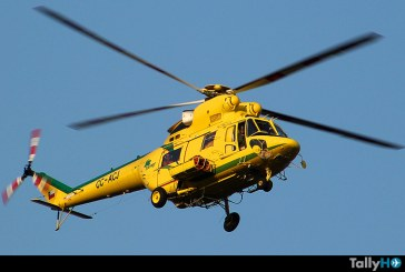 A propósito de aeronaves de combate de incendios forestales