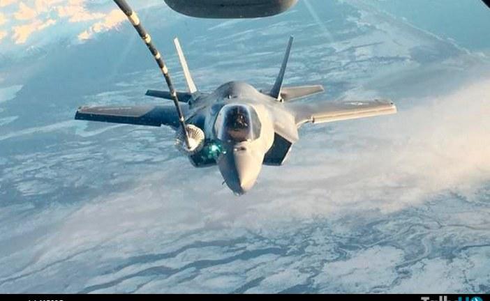 Los F-35B del USMC realizan su primer despliegue internacional