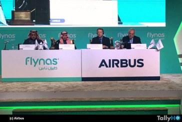 Aerolínea Flynas ordena 60 aviones de la familia Airbus A320Neo