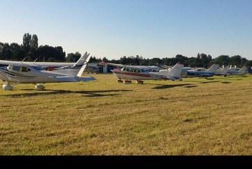 Primera jornada Festival Aéreo Internacional de Villarrica 2017