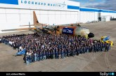 Lockheed Martin presentó oficialmente el LM-100J