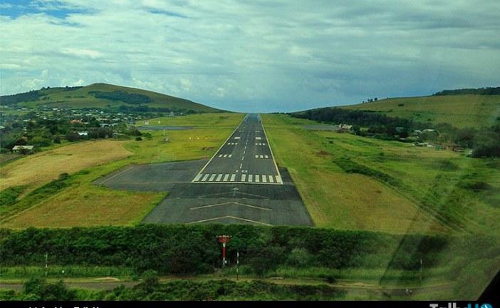 50 Aniversario del Aeropuerto Mataveri de Isla de Pascua