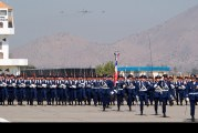 Ceremonia 87° Aniversario de la Fuerza Aérea de Chile