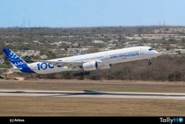 Airbus A350-1000 realizó campaña de ensayos en Latinoamérica