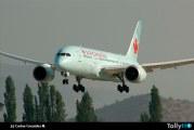 Air Canada comenzó a operar a Chile con Boeing 787 Dreamliner