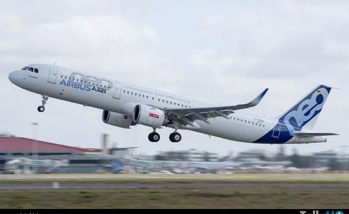 El A321neo con motores CFM LEAP-1A recibe su certificación tipo