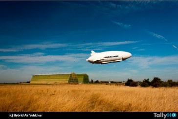 El Airlander 10 volverá a surcar los cielos
