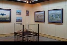 """Exposición """"Aviones a través del color y la forma"""" en el Museo Nacional Aeronáutico y del Espacio"""