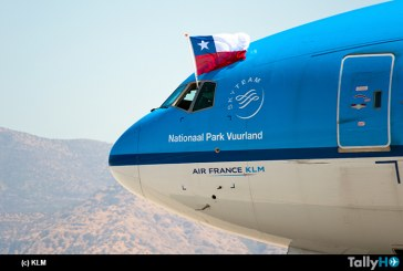 KLM aumenta su oferta a 6 vuelos semanales entre Santiago y Ámsterdam