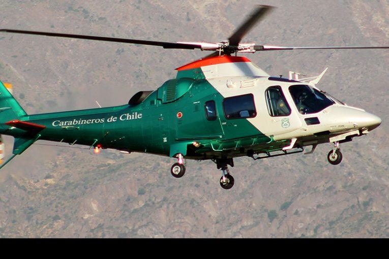 45 Aniversario de la Prefectura Aérea de Carabineros de Chile