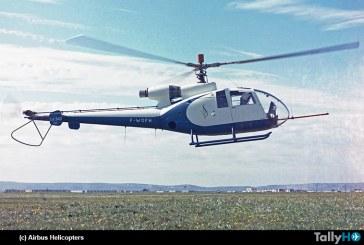 Airbus Helicopters celebró los 50 años del Gazelle