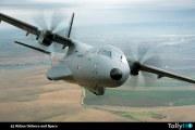Fuerza Aérea de Kazajistán adquieren dos nuevos C295