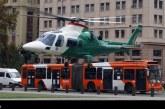 10 Años de operaciones de los Agusta Westland AW-109 de Carabineros