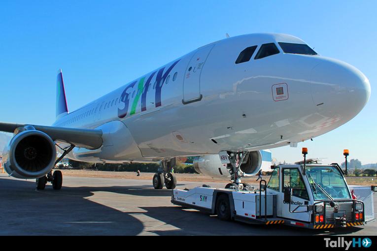 SKY anuncia reactivación progresiva de vuelos domésticos partir del 1 de junio