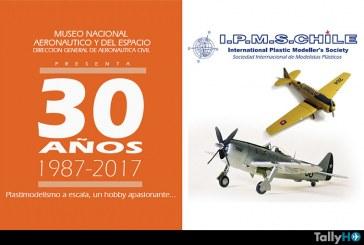 30 Aniversario «a toda maqueta» del IPMS Chile