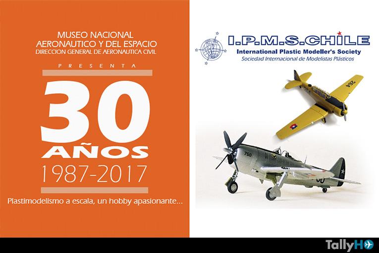 """30 Aniversario """"a toda maqueta"""" del IPMS Chile"""