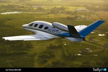 Cirrus Vision Jet obtiene certificado de tipo de EASA y entrega el primer avión a Europa