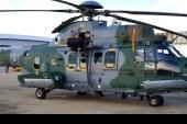 Dos H225M nuevos recibieron las Fuerzas Armadas de Brasil