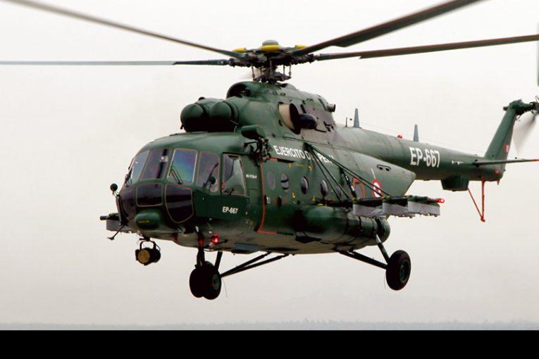 Rostec establece sistema unificado de control de ciclo de vida de los helicopteros en Perú