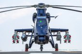 Helicóptero de ataque chino Z-19E realiza con éxito su primer vuelo