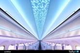 Nuevo AirSpace interior presentó Airbus para sus A320