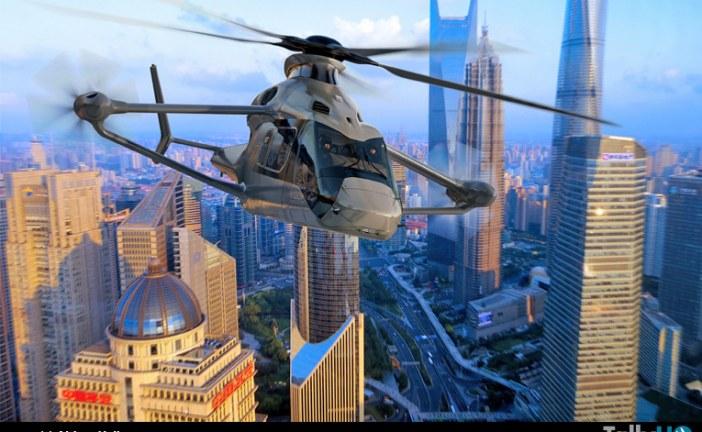 Configuración de Racer demostrador de alta velocidad de Airbus Helicopters fue presentada en Le Bourget