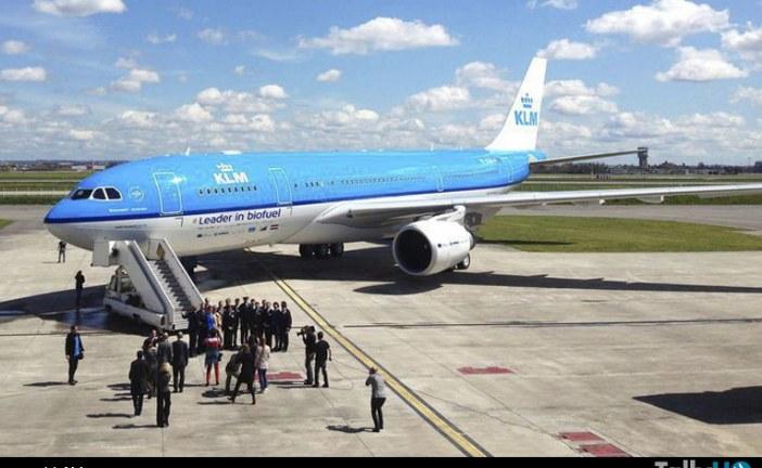 Iniciativas del uso de Biocombustible en Aviación