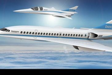 Boom Aerospace presentó diseño del demostrador supersónico XB-1 en Le Bourget