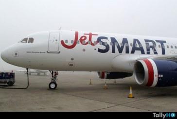 JetSMART se convierte en el primer cliente de Servicios FHS-TSP de Airbus en América Latina