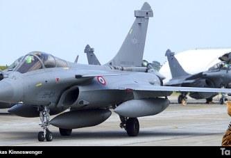 Grecia anuncia su intención de adquirir cazas Rafale para reforzar su Fuerza Aérea