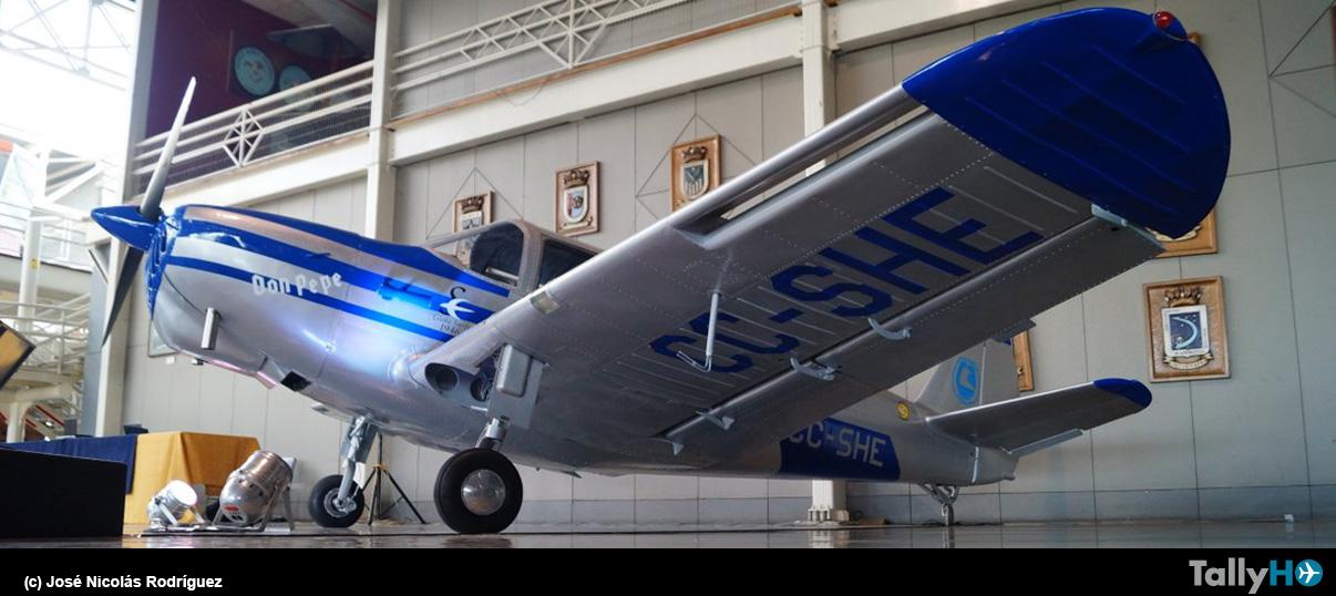 Aniversario N°73 del Museo Nacional Aeronáutico y del Espacio