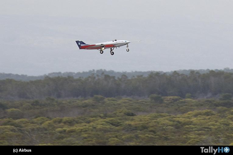 Exitoso primer vuelo del demostrador de UAV SAGITTA