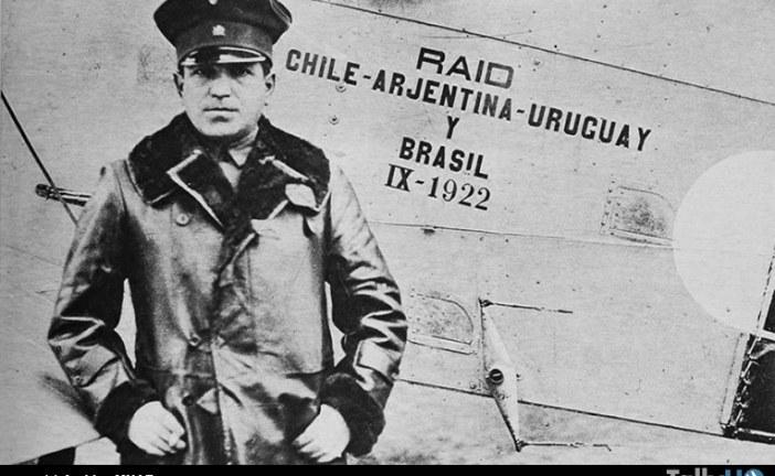 95 Aniversario del Raid Chile – Brasil