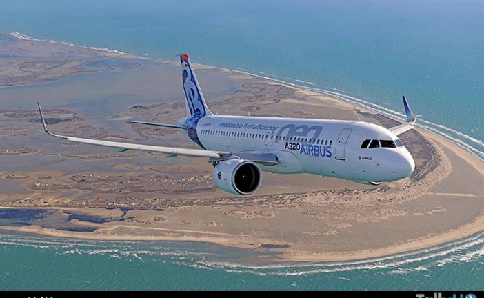 Airbus recibió certificación de la autoridad de aviación civil de Brasil para su nuevo A320neo SHARP