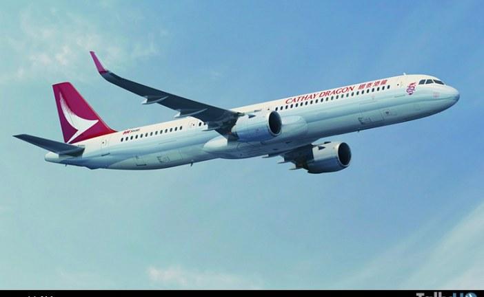 Aerolínea Cathay Pacific firma MoU por 32 aviones Airbus A321neo