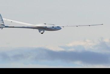Airbus Perlan Mission II alcanza un nuevo máximo de altitud