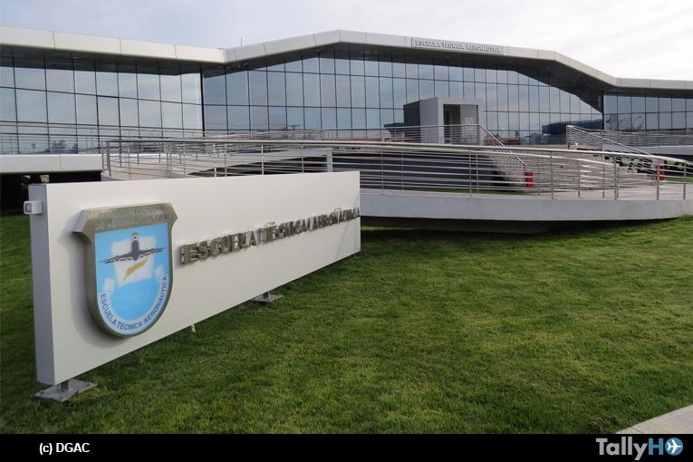 Inauguradas nuevas dependencias de la Escuela Técnica Aeronáutica