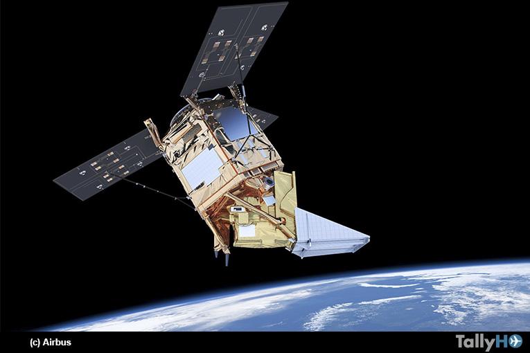 Satélite Sentinel-5 Precursor inicia el viaje final hacia la base de lanzamiento en Plesetsk