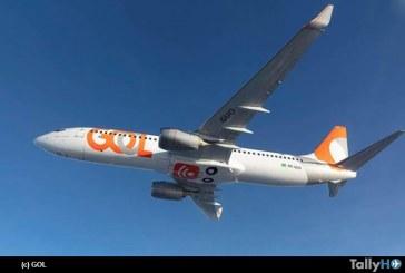 Aerolínea GOL llega a las 50 aeronaves con conexión a Internet