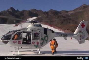 Airbus Helicopters marca 50 años de presencia en China